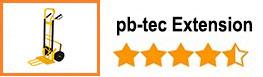 Sackkarre 5 Pro Bau Tec Extension