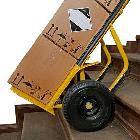 Pro Bau Tec Extension Arbeit auf der Treppe