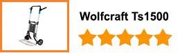 Klappkarre 1 Wolfcraft Ts1500