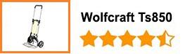 Klappkarre 2 Wolfcraft Ts850