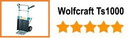 Sackkarre 2 Wolfcraft Ts1000