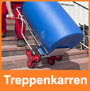 Treppenkarren Button
