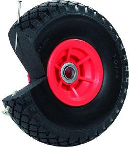 Pannensicherer Vollgummi-Reifen mit Nadel